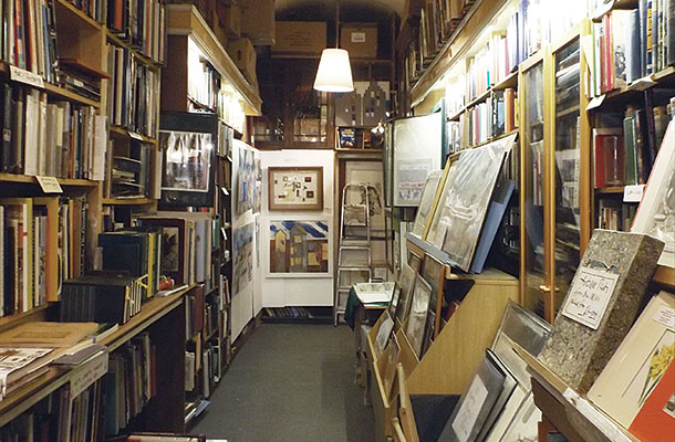 The Old Town Bookshop