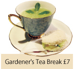 Gardener's Tea Break £7