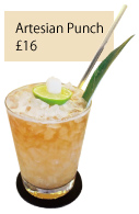 Artesian Punch £16